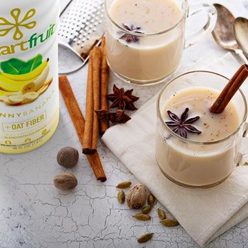 Banana-Spice Hot Chai