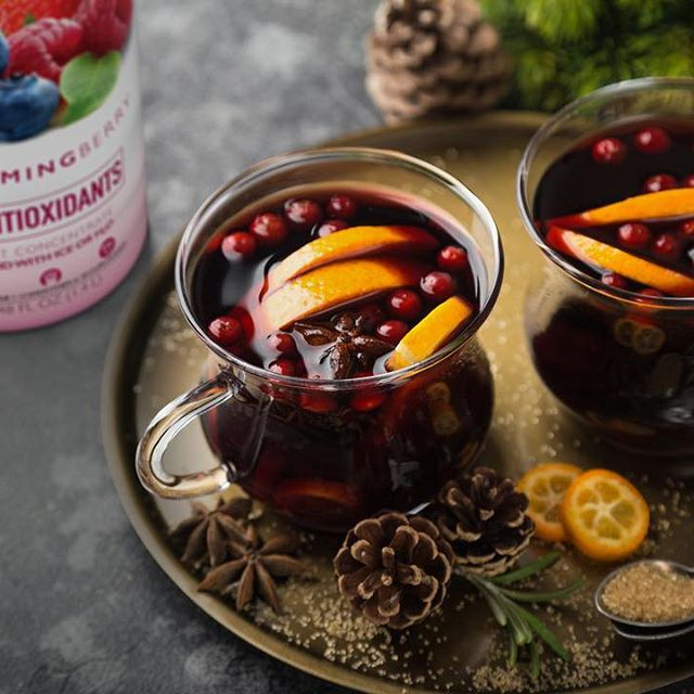 Smart & Spicy Mulled Wine