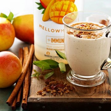 Apple Cinnamon Apple Pie Smoothie