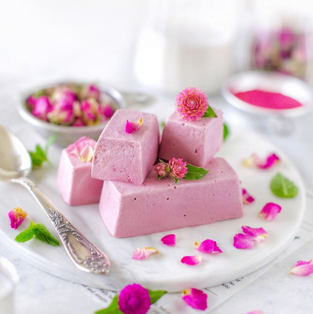 Super Strawberry Ice Cream Bar