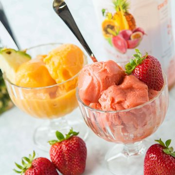Tropical Sorbet Smoothie Mix