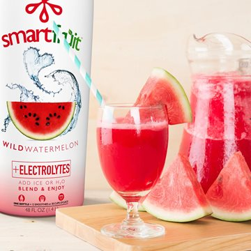 Coconut and Wild Watermelon Infused Juice Made with Smartfruit