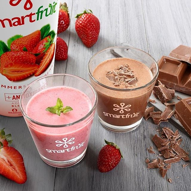 Smartfruit Chocolate Shake