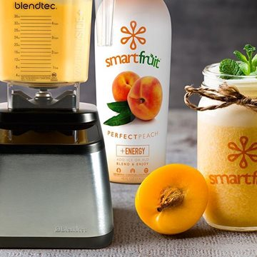 Creamy Orange-Peach Smoothie