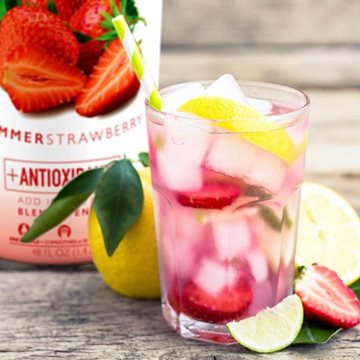 Strawberry-Lemonade Juice