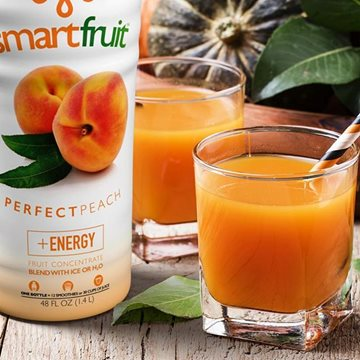 Smartfruit Peach Tea