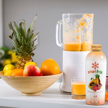 Real Fruit Smoothies are a Delicious Way to Pack in Nutrients Real Fruit Smoothies are a Delicious Way to Pack in Nutrients