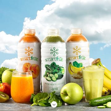 Smartfruit Takes the Hassle out of Healthly with Ridiculously Nutritious Smoothies Smartfruit Takes the Hassle out of Healthly with Ridiculously Nutritious Smoothies