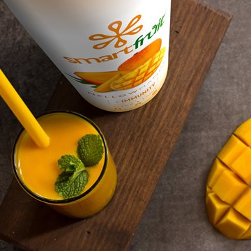 Mango is One of the Most Popular Fruits in the World - But How Good is Your Mango Smoothie Mix mangosmoothiemix