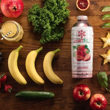 Smoothie Concentrate Fresh Fruit or Frozen Fruit - They're All Good quantum smoothie