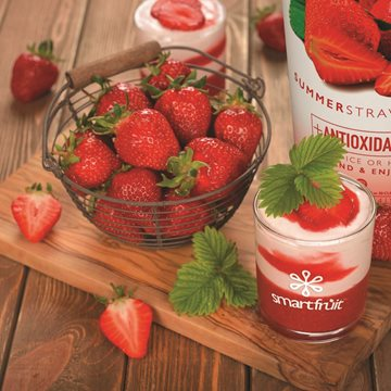 Mix Up Your Breakfast Routine with a Strawberry Smoothie vsmonin