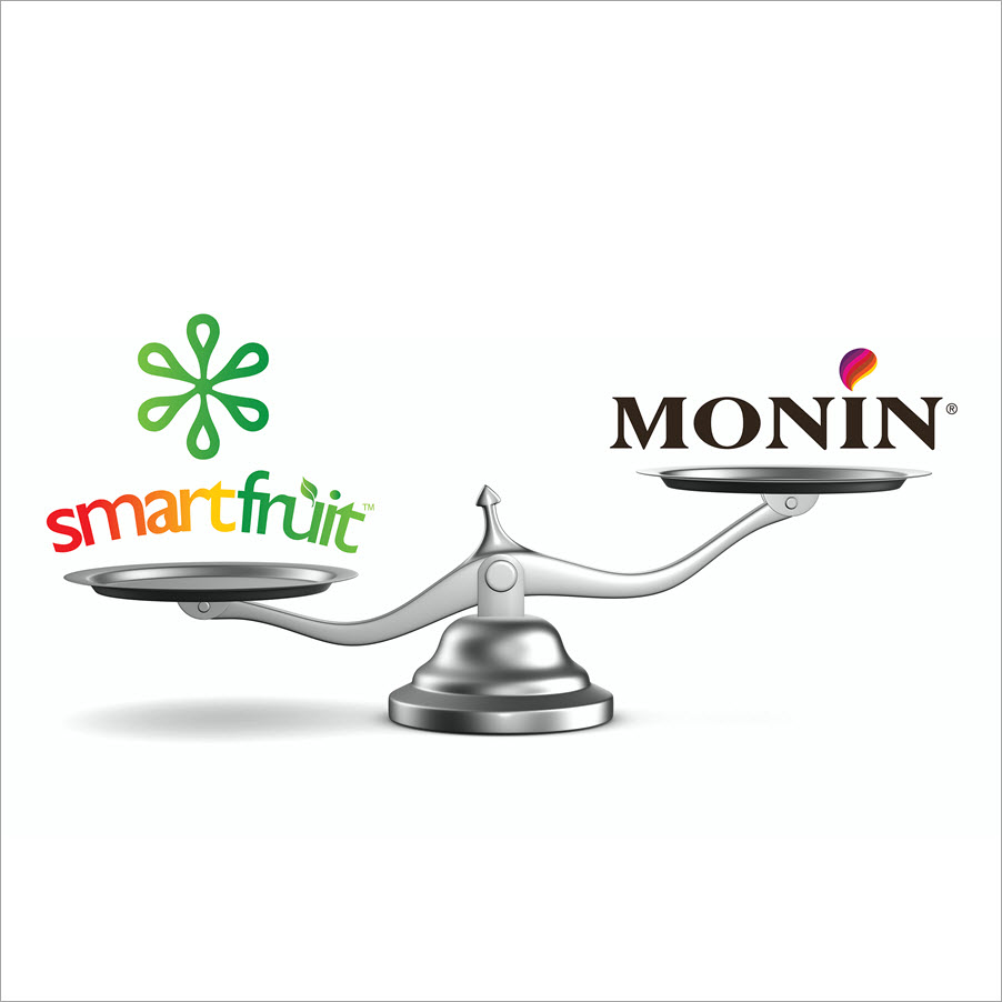 Monin Smoothie Mixes are Widely known, But are They the Best Option Out There for Your Business?